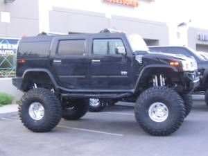 Extreme Auto Customs Hummer H2 Lift Kits Hummer
