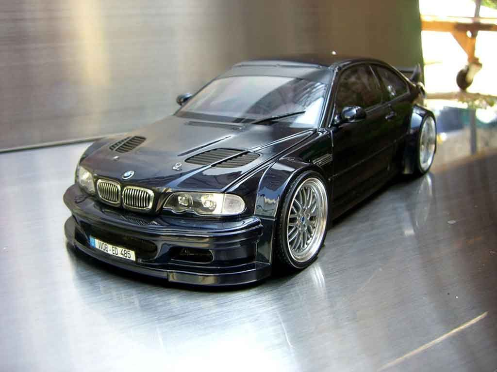 Bmw M3 E46 Gtr Wheels Bbs Minichamps Diecast Model Car 1 18 Buy