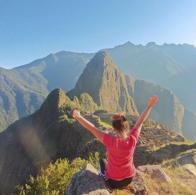 Macchu Picchu!! Peru