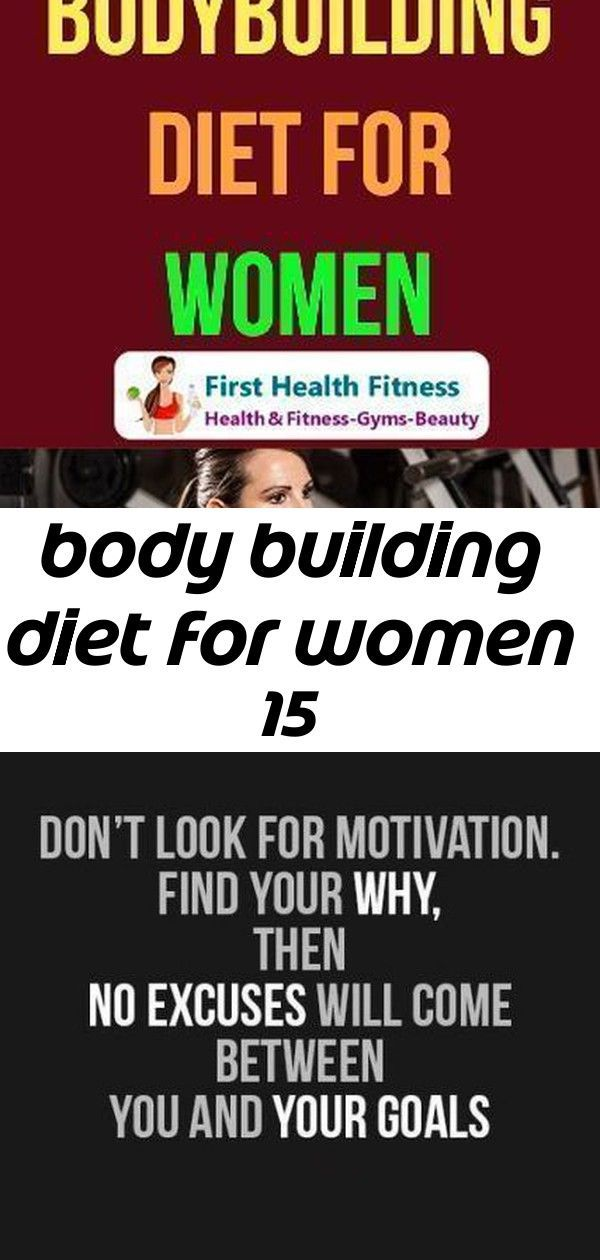 Body Building Diet For Women Fitness Motivation Bilder Zitate Workout 20+ Ideen für 2019 - fit fit f...