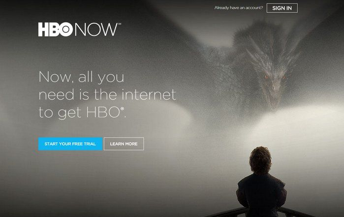 HBO finalmente lanza HBO Now a través de Apple TV y