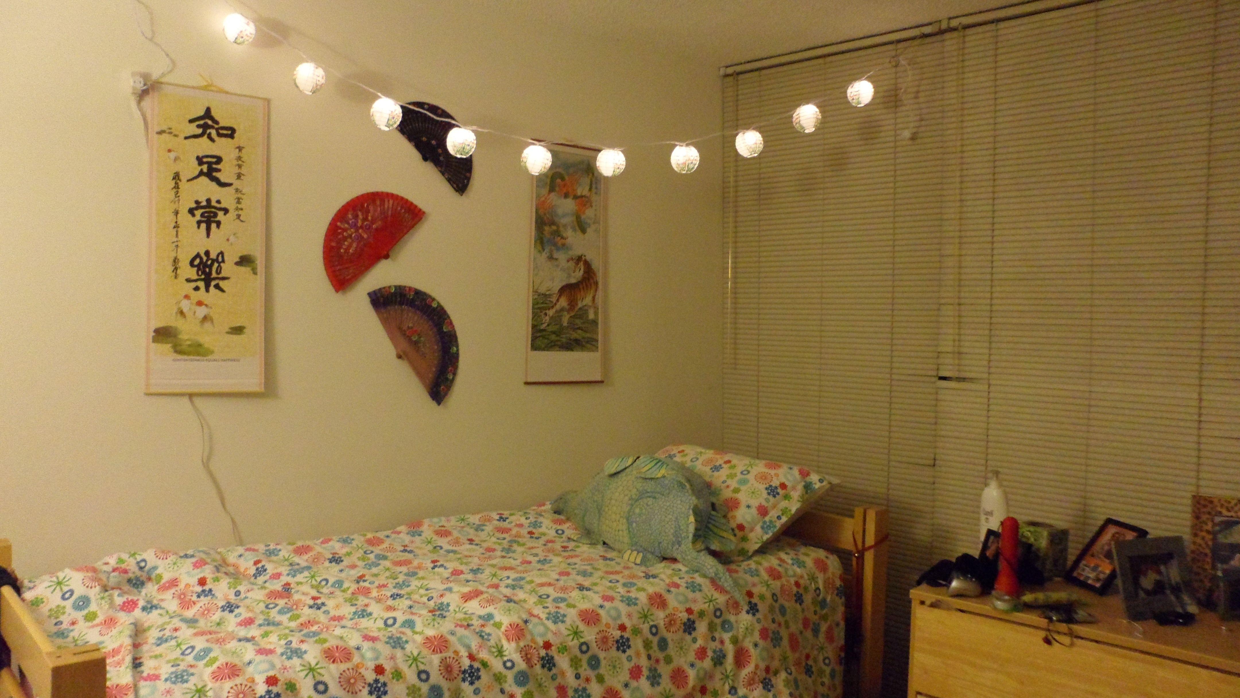 Room String Lantern Lights For Bedroom