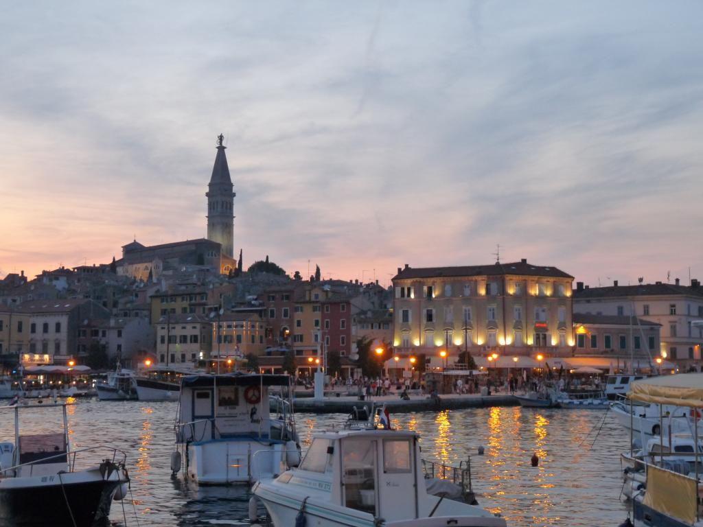 Rovinj Harbour (Croatia)