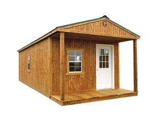 Cabin16x40 ftto turn into salon 2014 business venture ideas