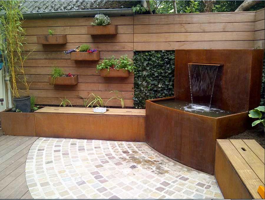 Comgarten sichtschutz ideen : ... terrasse mit sichtschutz ...