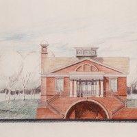 Spec / Builder Residence | Nashville Architect | Scott Wilson Architect