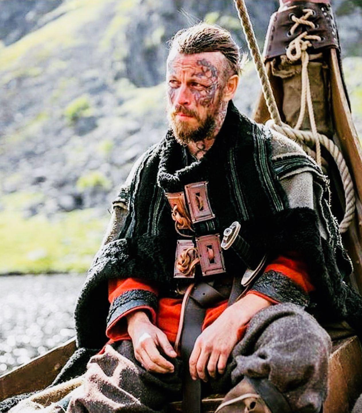 Harald Vikings Vikings Tv Vikings Tv Show