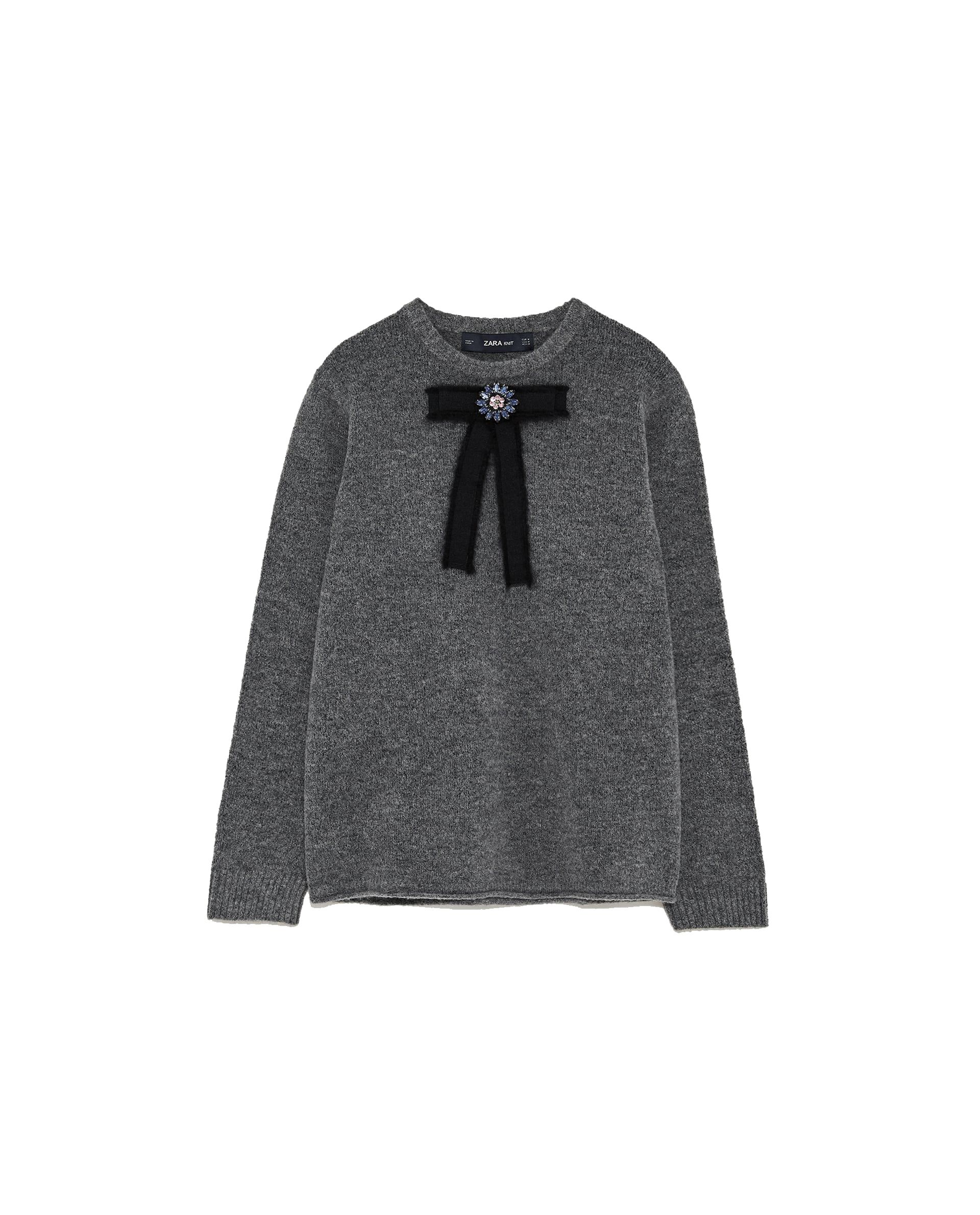 Nuevo En Tienda Zara Moda Tops De Lazo