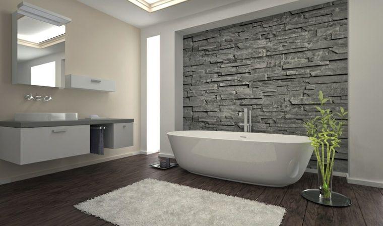 Salle de bains design naturel - 25 idées en belles photos House