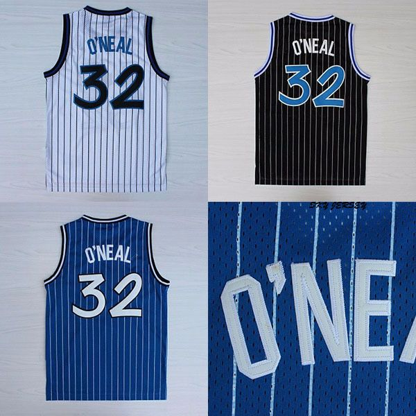 effd79954 Aliexpress.com   Buy Orlando 32 Shaquille O Neal Basketball Jerseys ...