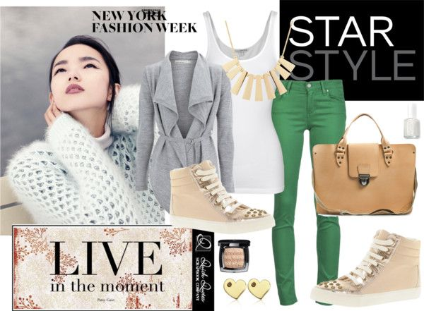 """Xiao Wen ♥"" by paradisogirl ❤ liked on Polyvore"