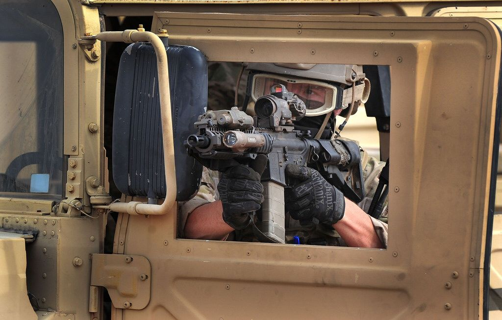 Training at range proves beneficial [Image 8 of 13] Us