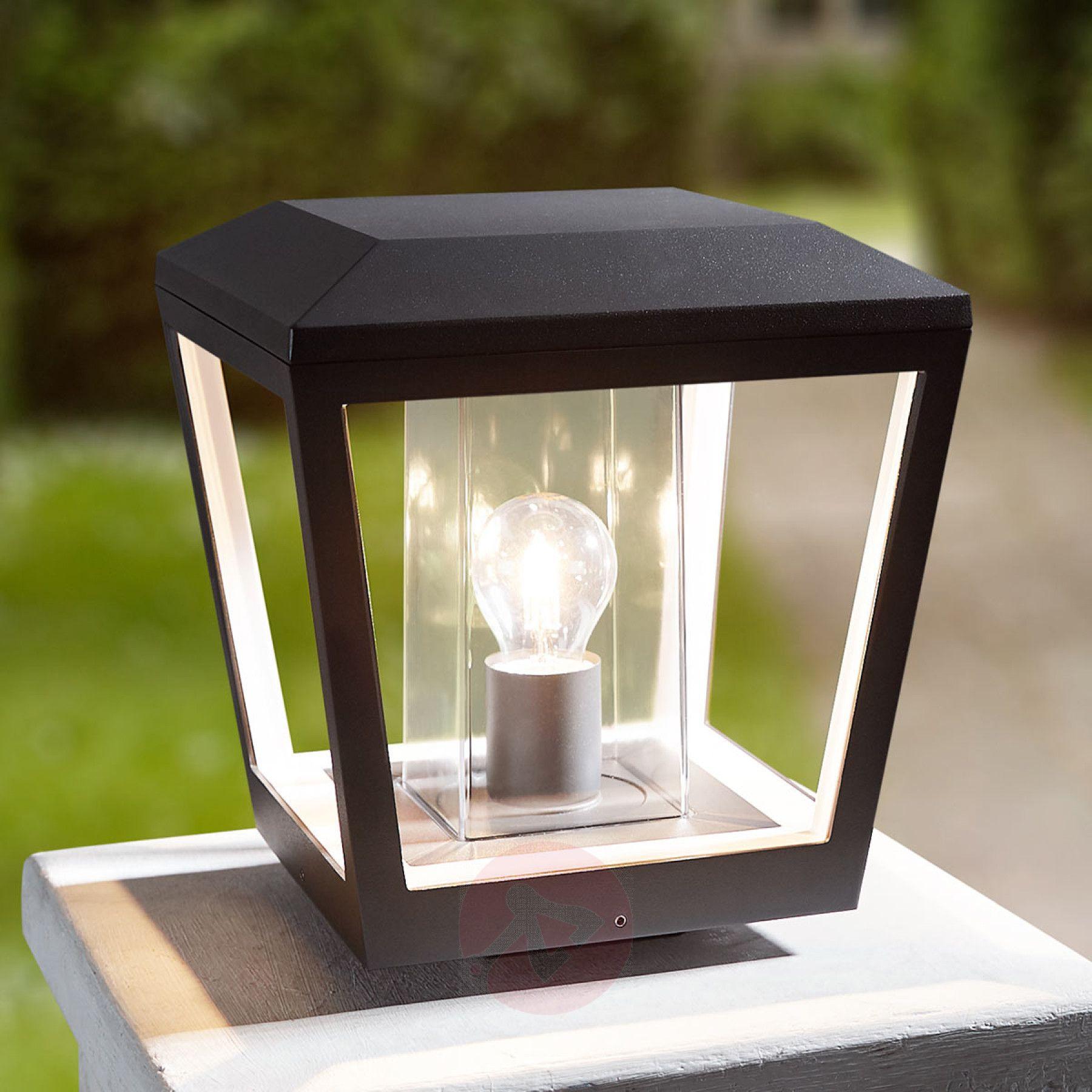klosze zewnętrzne lampy