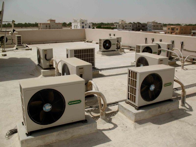 Rooftop Hvac Equipment New Installations Structural Support Hvac Equipment Rooftop Hvac