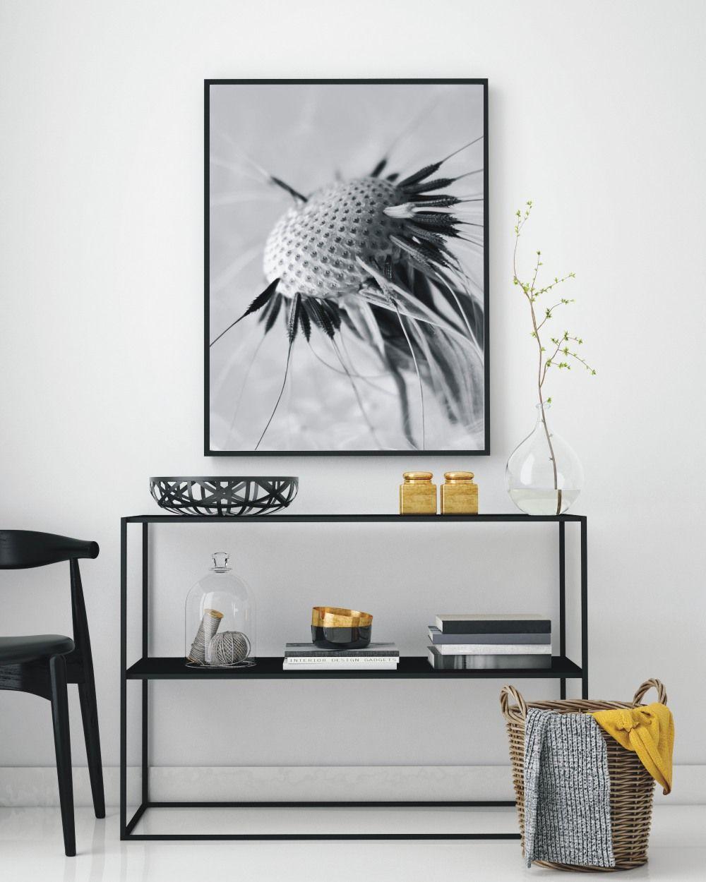 Plakat Dandelion NORD&CO