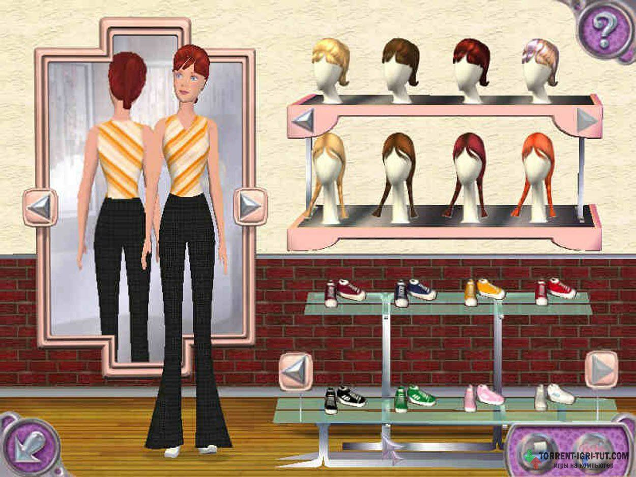 Barbie показ мод скачать игру бесплатно.