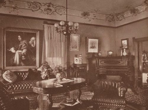 Music room 1900's   Entertain Me 1900-1920 in 2019   Home