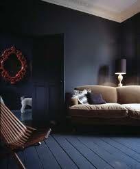 dark blue rooms - Google Search