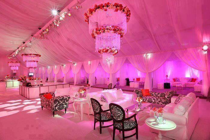 fancy wedding venue