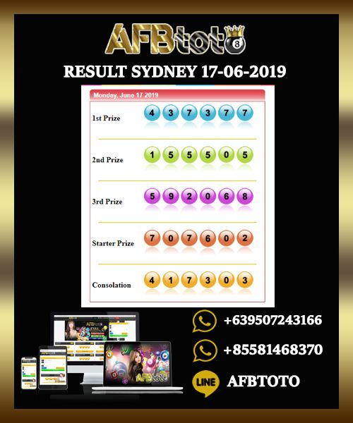 Result Sydney Jayatogel : result, sydney, jayatogel, Keluaran, Sydney, Jayatogel