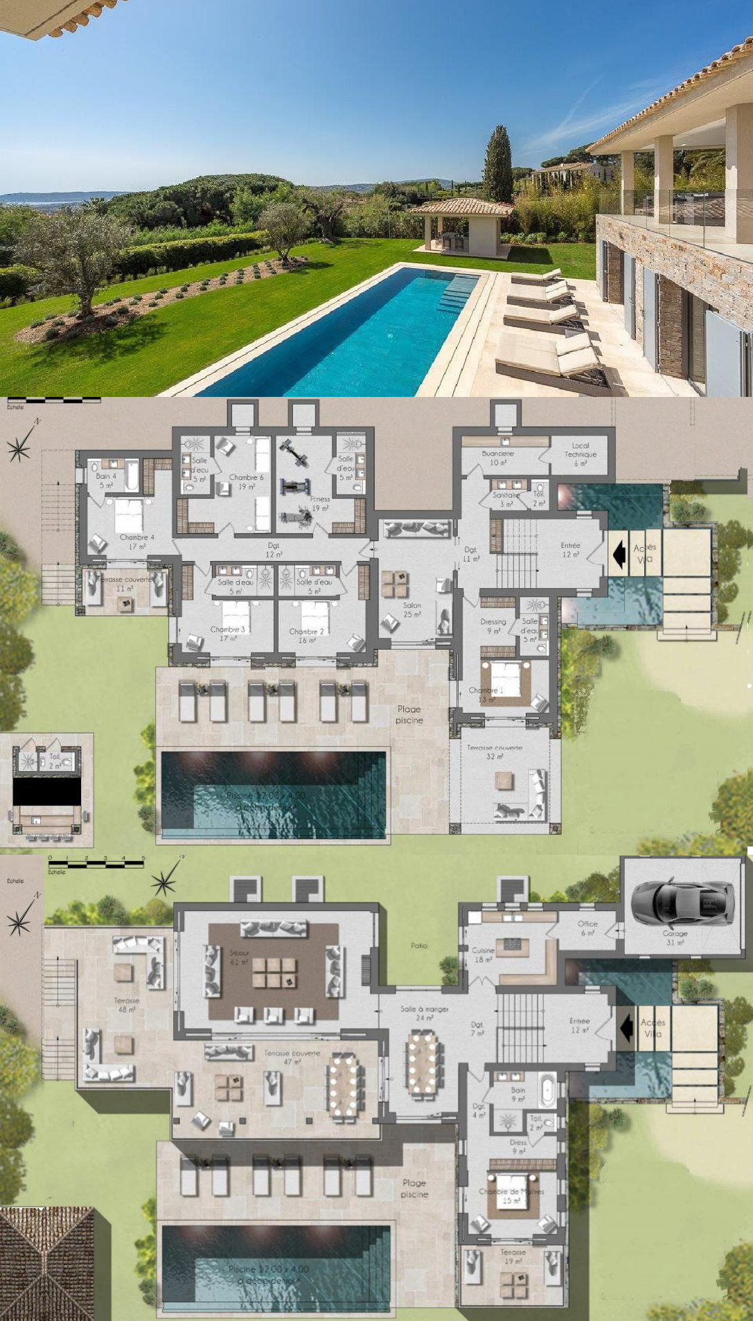 Modern House Plans For Sale