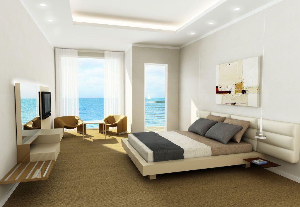 Standard Hotel Room Rendering | taller | Pinterest | 3d ...