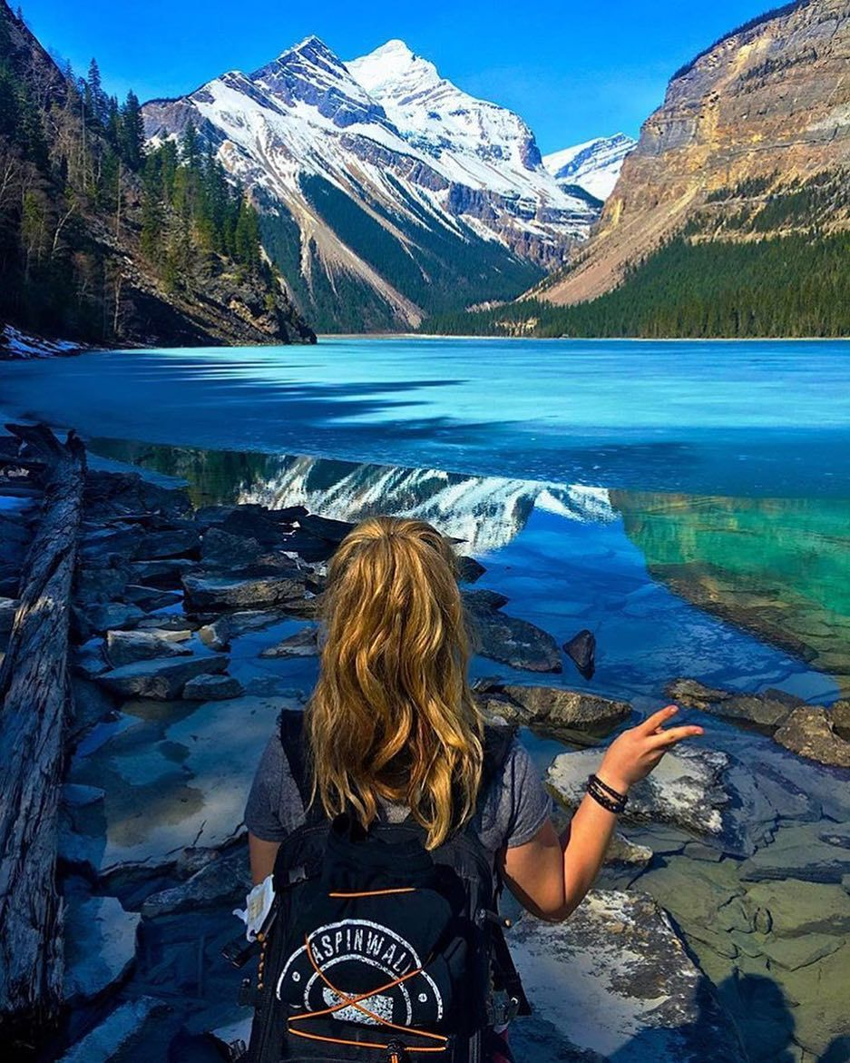Tag A Mtn Girl Mount Robson Park Bc Itsmt Time Hashtag Your