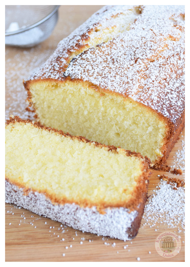 Especialmente Dulce: Bizcocho cuatro cuartos | Recetas | Pound Cake ...