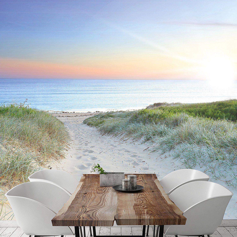 Carta Da Parati Con Sfondo Mare.Carta Da Parati Mare E Spiaggia Ecco 20 Idee Per Sognare