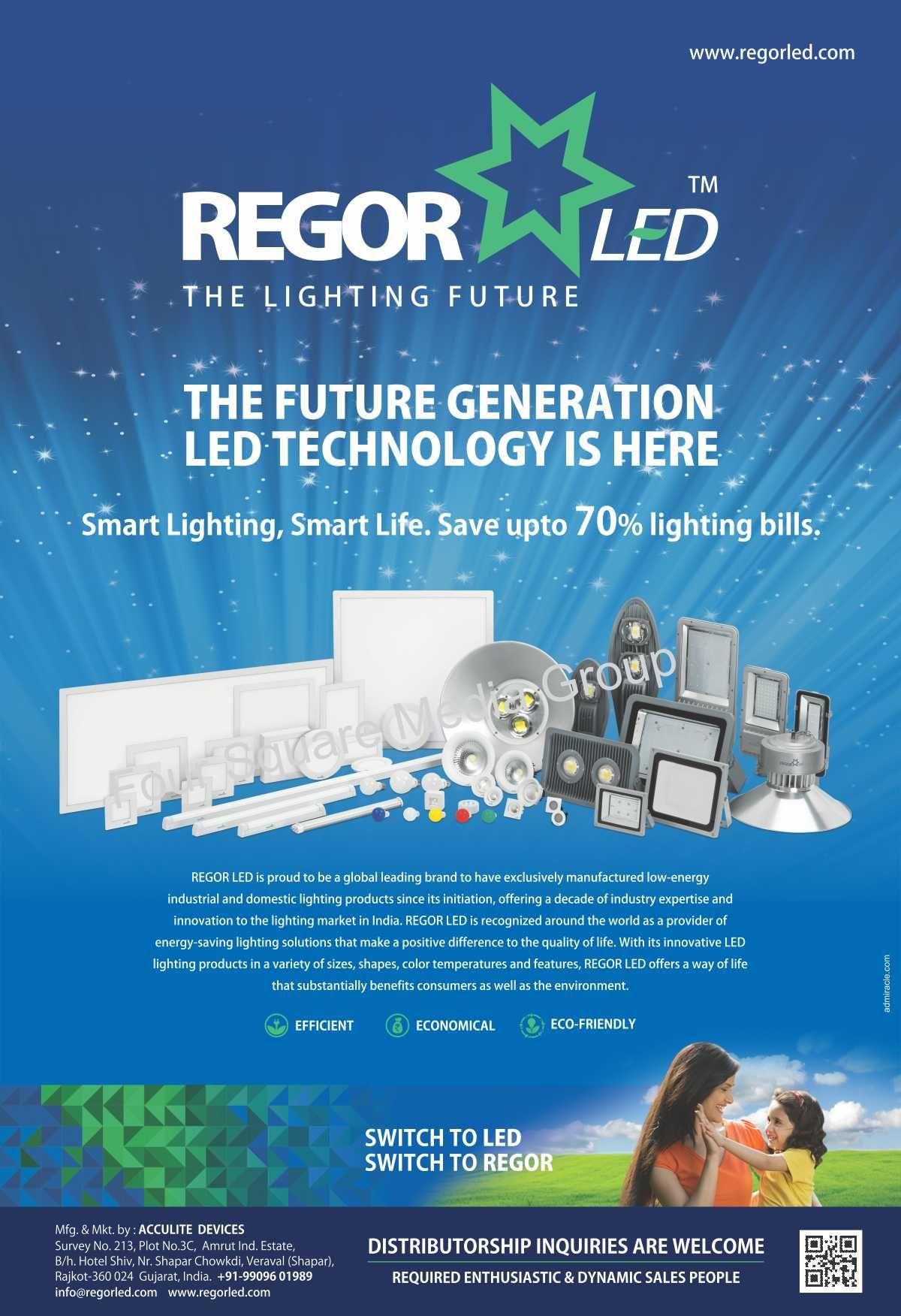 acculite devices rajkot 360024 gujarat led ledlighting led