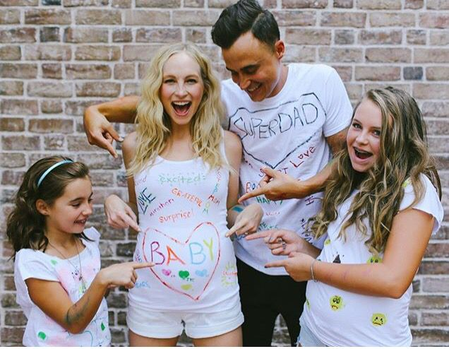 Una gran idea para anunciar tu embarazo