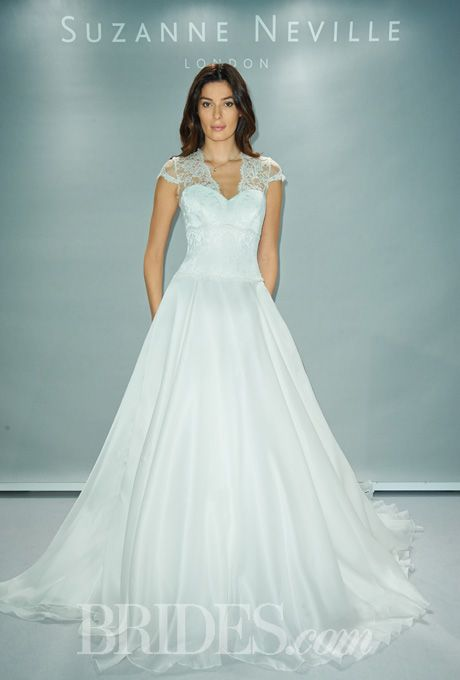 Suzanne Neville - Fall 2014   Suzanne neville wedding dresses ...