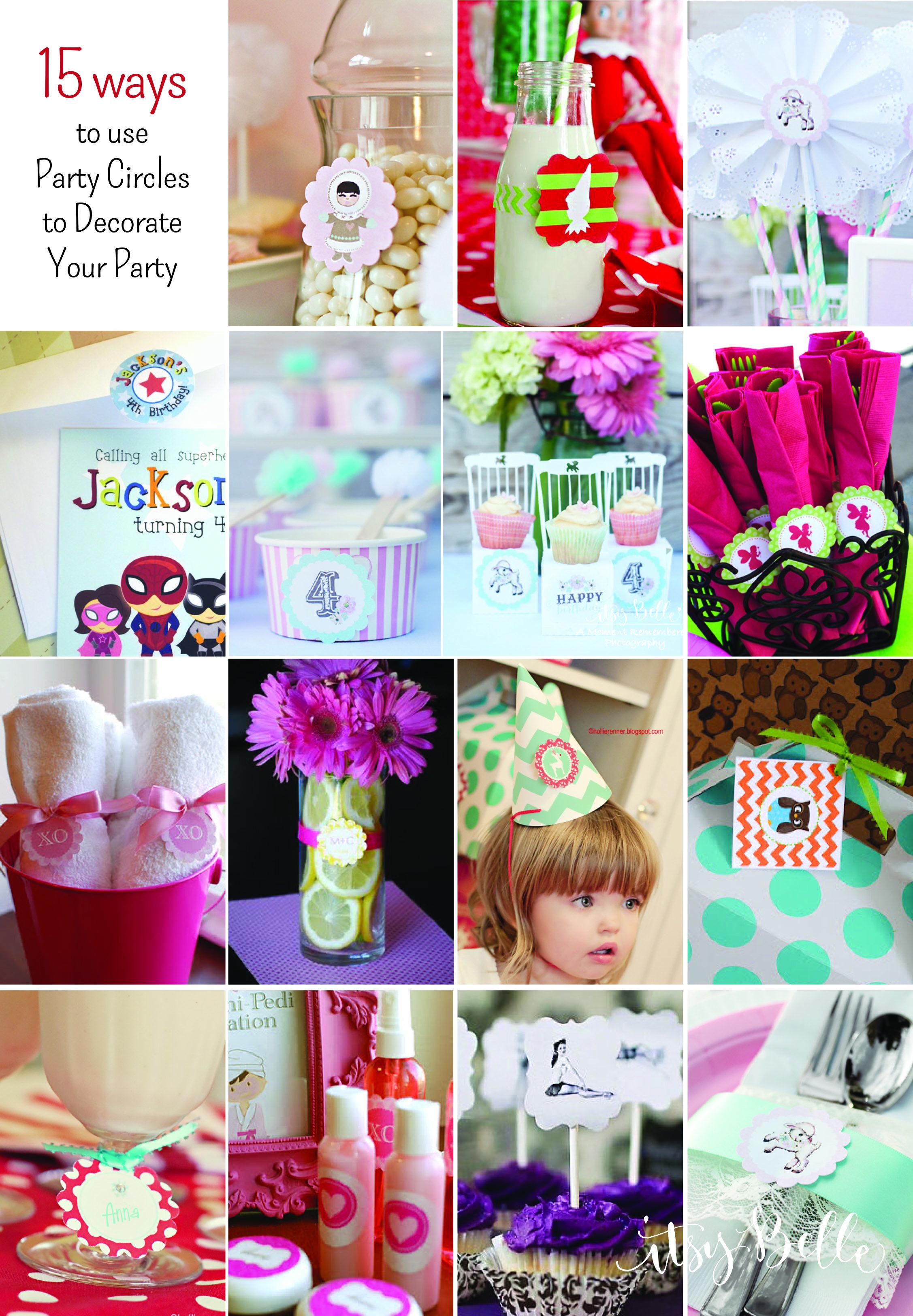 birthday decoration ideas diy