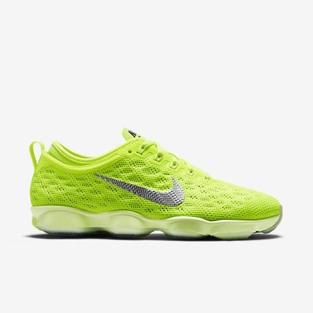 Damskie Buty Treningowe Nike Zoom Fit Agility Womens Training Shoes Training Shoes Nike