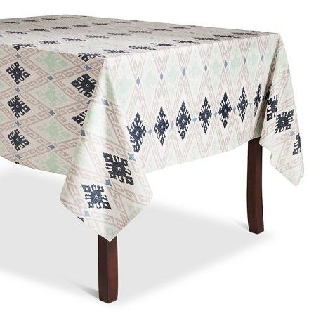 Nice Aztec Round Tablecloth   Threshold™ : Target