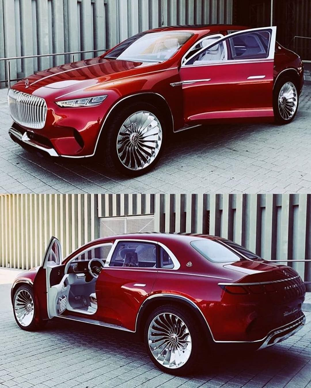 """Mercedes-Maybach On Instagram: """"MAYBACH SUV Ultimate"""