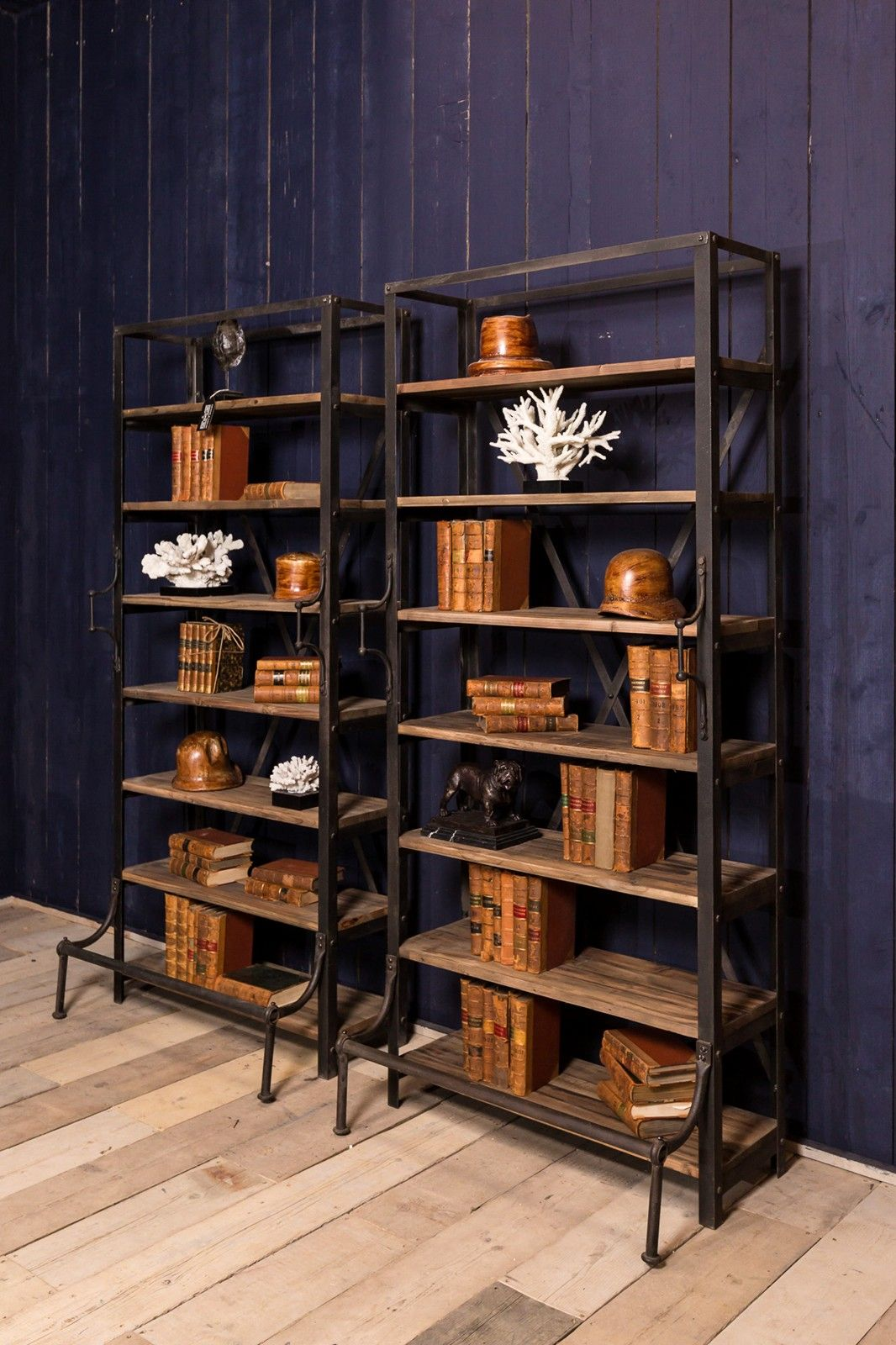 Pin By Decorative Collective On Storage Racks Shelves Wooden