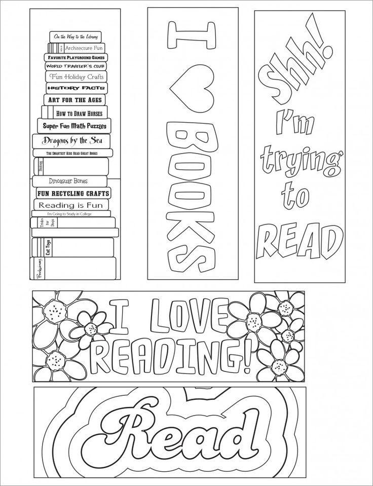 346b3ca22754a91e4b92378a9a26e3fd Jpg 736 959 Free Printable Bookmarks Free Printable Bookmarks Templates Coloring Bookmarks
