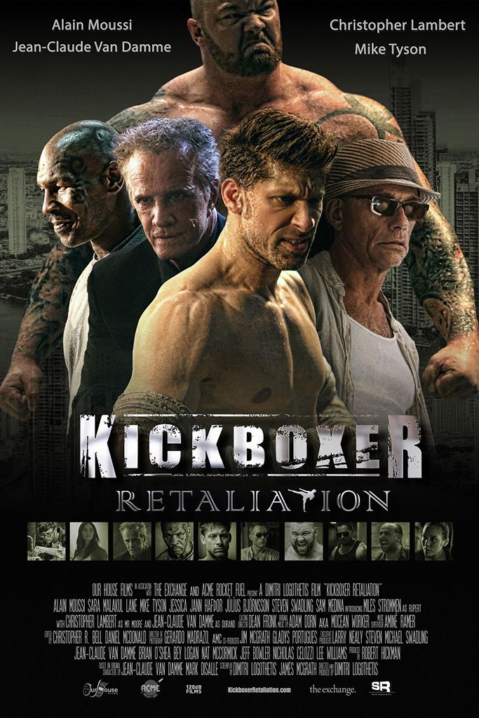 Watch Kickboxer: Retaliation Full-Movie Streaming
