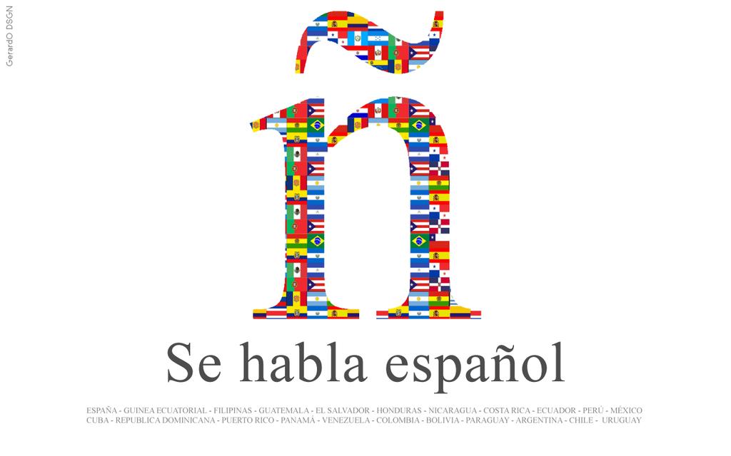 Etiqueta N Relanzar Nuestra Marca Espana Spanish Classroom Posters How To Speak Spanish Spanish Classroom