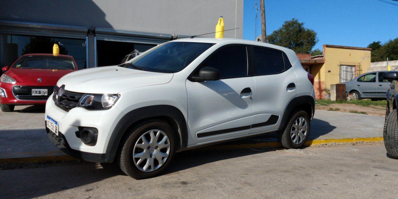Renault Kwid Life 2018 En Compra Y Venta Argentina Compra