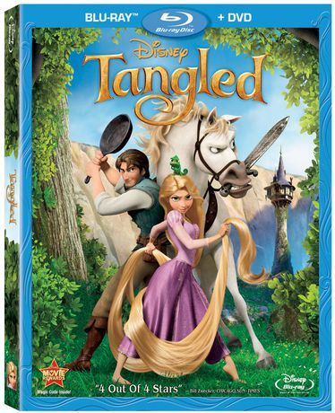 Tangled Blu Ray Dvd For Sale At Walmart Canada Buy Movies