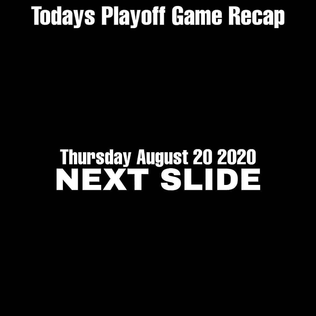 Here Are The Nba Scores From Tonights Games Any Upsets Tonight Nba Basketball K Nfl Sports Lakers Lebronjame In 2020 Nba Scores Nba Playoffs Nba Finals