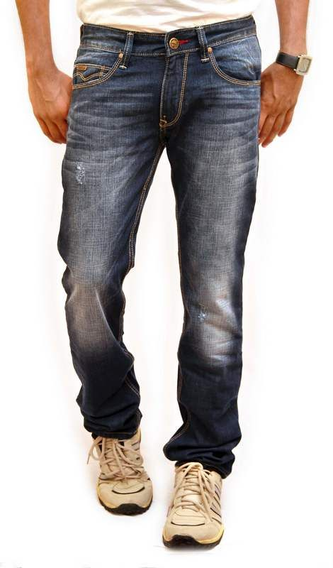 Levis - Levis Redloop Denim Mens Jeans in Dark Blue Colour Size 32 ...