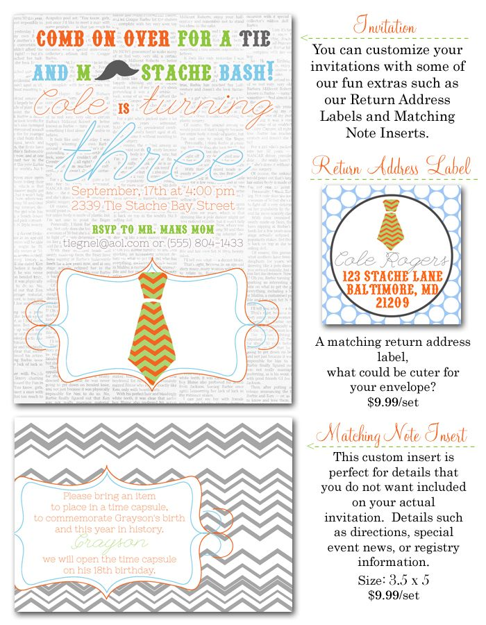 Mustache Bash, Mr. Man Party, Mr. Man party invitation suite, Stache ...