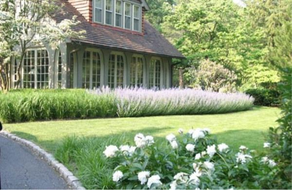 Add Splashes Of Color To Your Hedges To Make Them Eye Catching