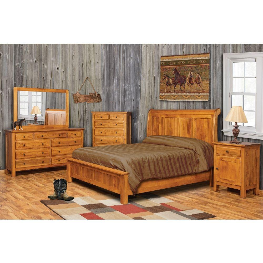Danielu0027s Amish Furniture   Lewiston Collection