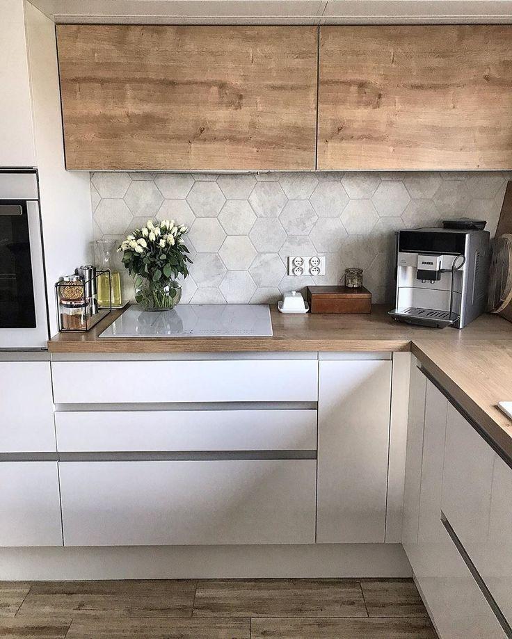 Pin By Egger Katharina On Cocinas In 2020 Kitchen Furniture Design Home Decor Kitchen Small Kitchen Decor