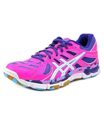 73be665af6740 ASICS ASICS GEL-VOLLEYCROSS REVOLUTION MT ROUND TOE SYNTHETIC CROSS  TRAINING.  asics  shoes