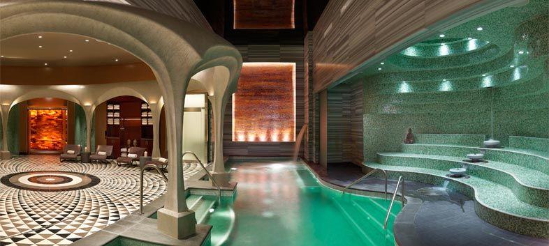 Sauna Exhale Spa New Jersey